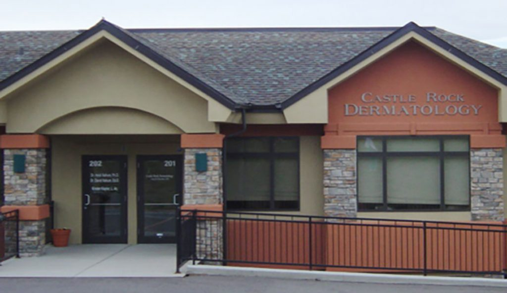 Castle Rock Dermatology Office picture